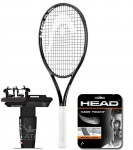 Head Graphene 360+ Speed MP Black - limited edition