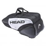 Head Djokovic 6R Combi - white/balck 2021