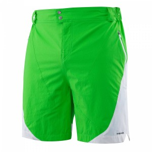 Head Vision M Calvin Short Woven - green