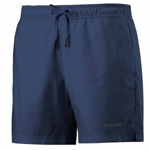 Head Club Short W - navy