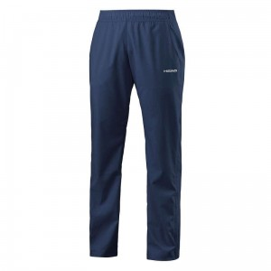 Head Club Pant W - navy