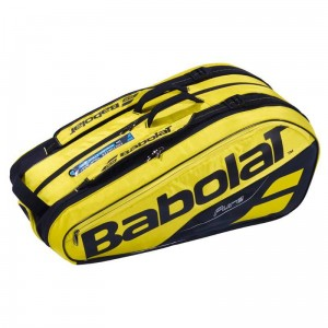 Babolat Pure Aero x9 2019 - yellow/black