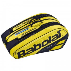 Babolat Pure Aero x12 2019 - yellow/black