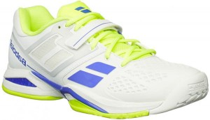 Babolat Propulse All Court - white/yello