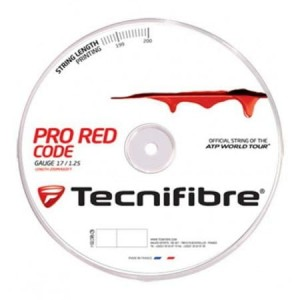 Tecnifibre Pro Red Code (200m) - red
