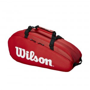 Wilson Tour 2 Comp Small - red