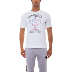 Hydrogen Cup New York T-shirt M - white