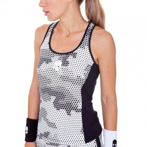 Hydrogen Tech Camo Tank Top - white camo
