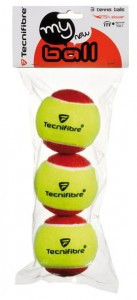 Tecnifibre My New Ball Teaching Balls ITF (3 szt.)