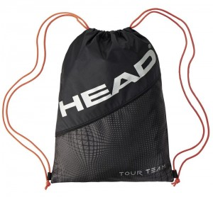 Head Team Shoe Sack - black/white