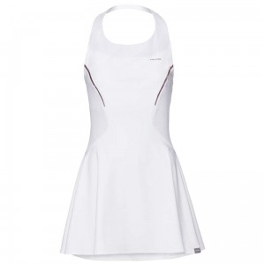 Head Performance Dress W - white