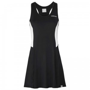 Head Club Dress W - black