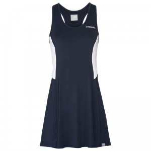 Head Club Dress W - dark blue