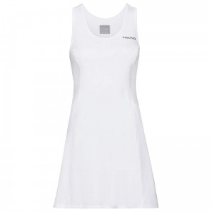 Head Club Dress W - white
