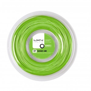 Luxilon Savage 1,27mm (200m) - lime