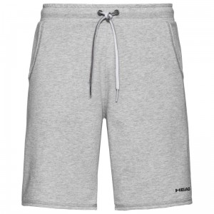 Head Club Jacob Bermudas B - grey melange