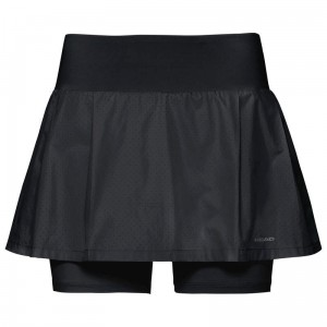 Head Performance Skort W - black