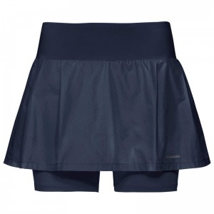 Head Performance Skort W - dark blue