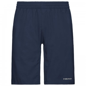 Head Club Bermudas M - dark blue