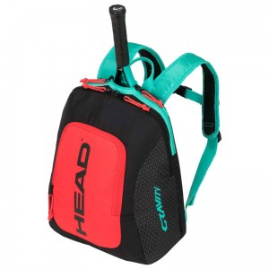 Head Kids Backpack Gravity - black/teal