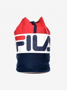 Fila Seasack Cassio - white/red/blue