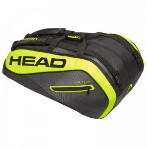 Head Tour Team Extreme 12R Monstercombi black/neon