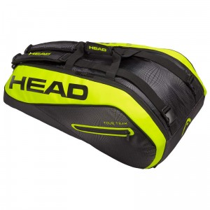 Head Tour Team Extreme 9R Supercombi - black/neon
