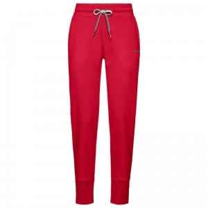 Head Club Byron Pants Jr - red/dark blue