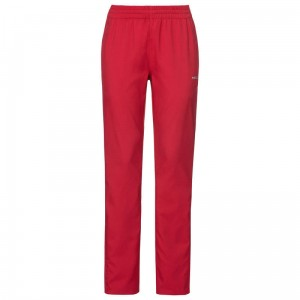 Head Club Pants G - red