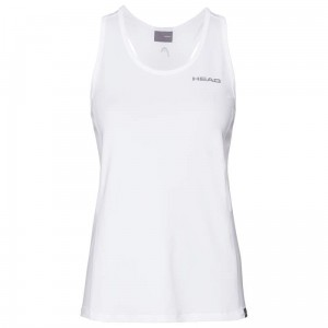 Head Club Tank Top G - white