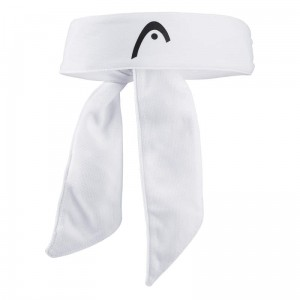 Head Pro Player Bandana - white