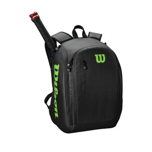 Wilson Tour Backpack - balck/green