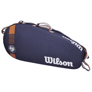 Wilson Roland Garros Team 3PK - navy/clay