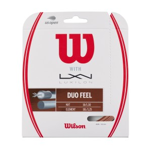 Wilson Duo Feel Luxion Element 1,25mm & NTX 1,30mm