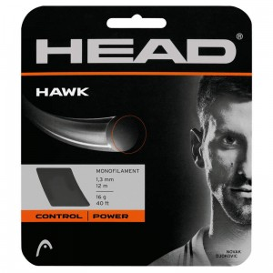 Head Hawk (12m) - grey
