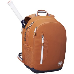Wilson Roland Garros Tour Backpack - clay/navy/white