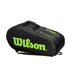 Wilson Team 3 Comp - black/green