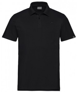 Head Polo M - black