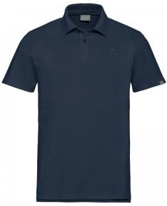 Head Polo M - dark blue