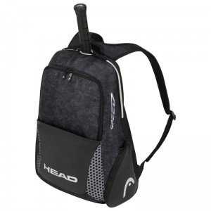 Head Djokovic Backpack - black/white