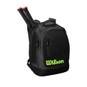 Wilson Team Backpack - black/green