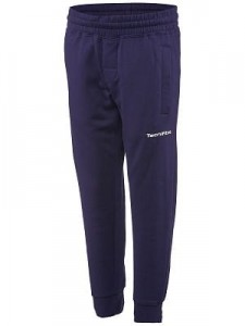 Tecnifibre Cotton Pants Jr - navy
