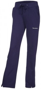 Tecnifibre Lady Cotton Pants - navy