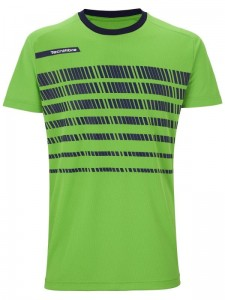 Tecnifibre F2 T-Shirt Jr - green/navy