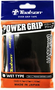 Toalson Power Grip (3 szt.) - black