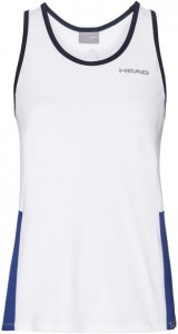 Head Club Tank Top G - white/royal