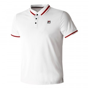 Fila Polo Piro M - white