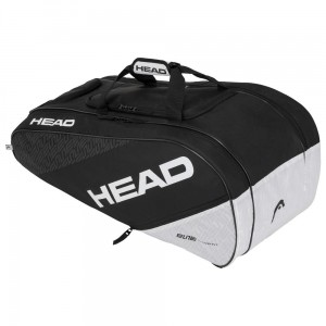 Head Elite Allcourt - black/white