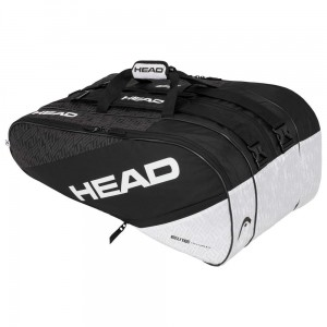 Head Elite 12R Monstercombi - black/white