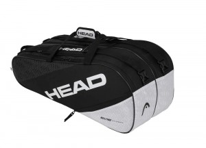Head Elite 9R Supercombi - black/white